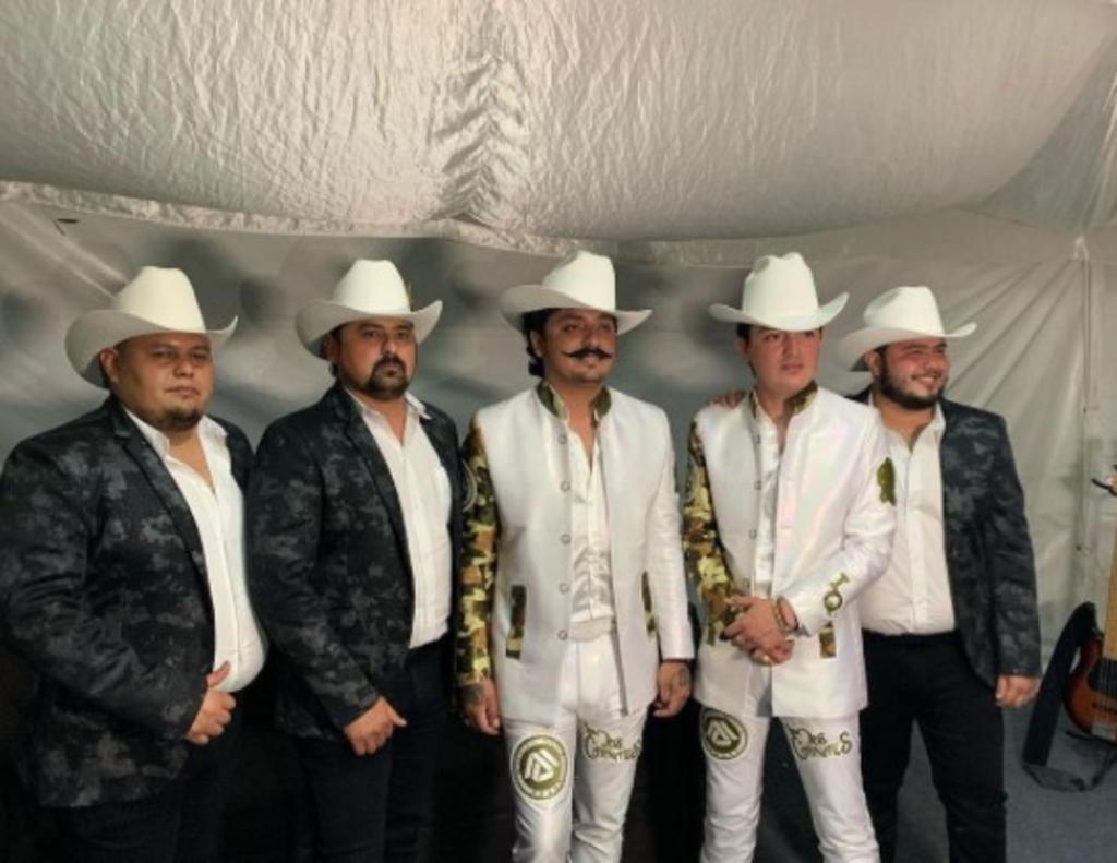 Policía de Tamaulipas cancela concierto de 'Los 2 Carnales'