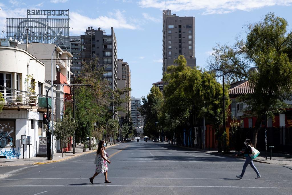 Cerca del 74 % de la población chilena entrará en cuarentena