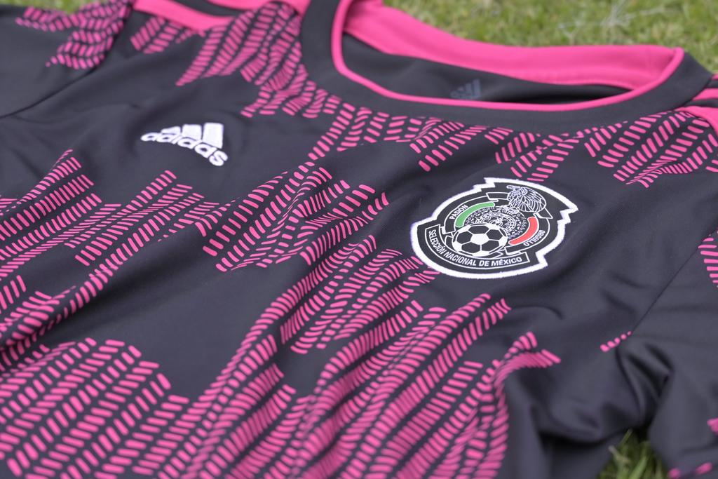 Selección Mexicana presenta su nueva jersey de este 2021
