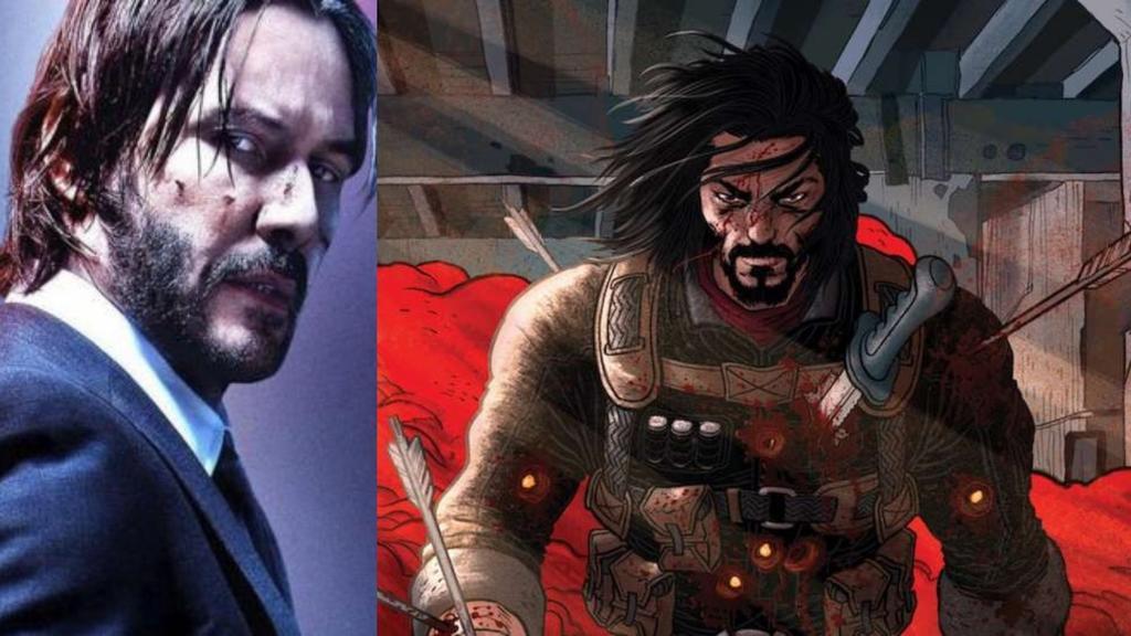 Keanu Reeves dará vida al personaje de su cómic Brzrkr para Netflix