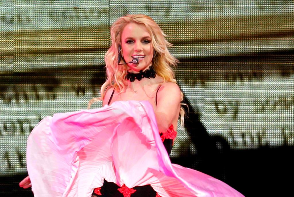 Britney Spears considera contar su historia con Oprah Winfrey