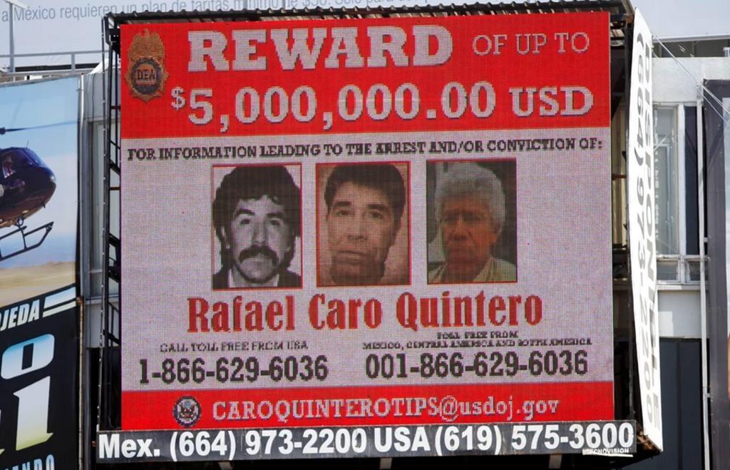 Sobrino de Caro Quintero acusa incomunicación y desaparición forzada