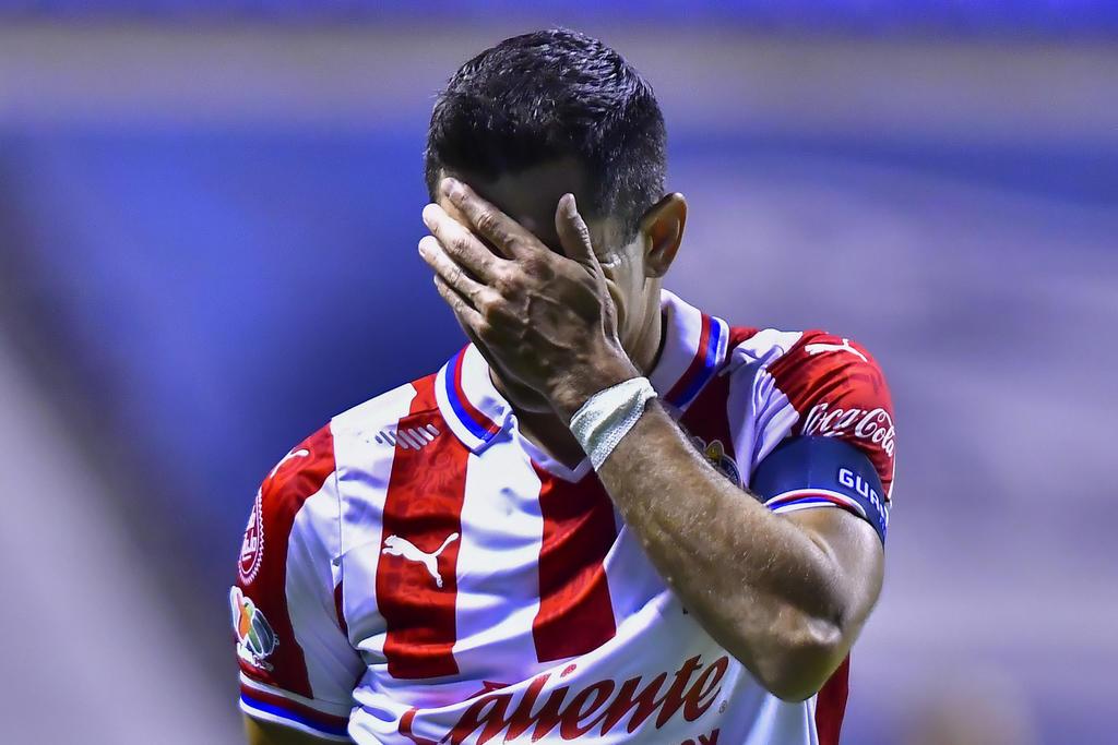 Jesús Molina, ve con tristeza que Chivas esté en los últimos lugares