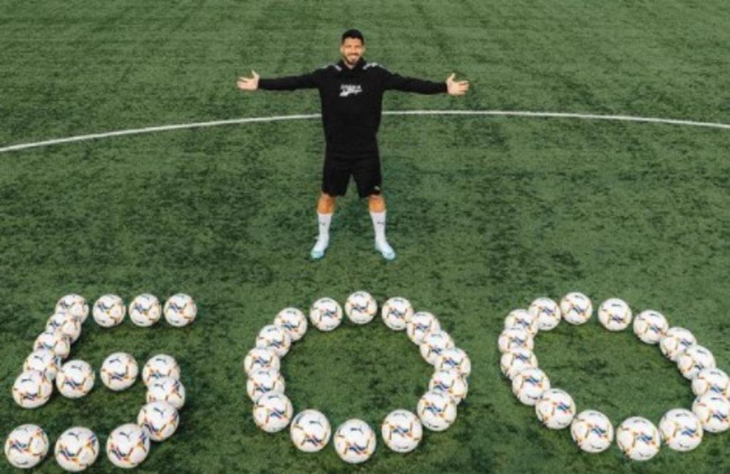 Luis Suárez alcanza 500 goles en su carrera