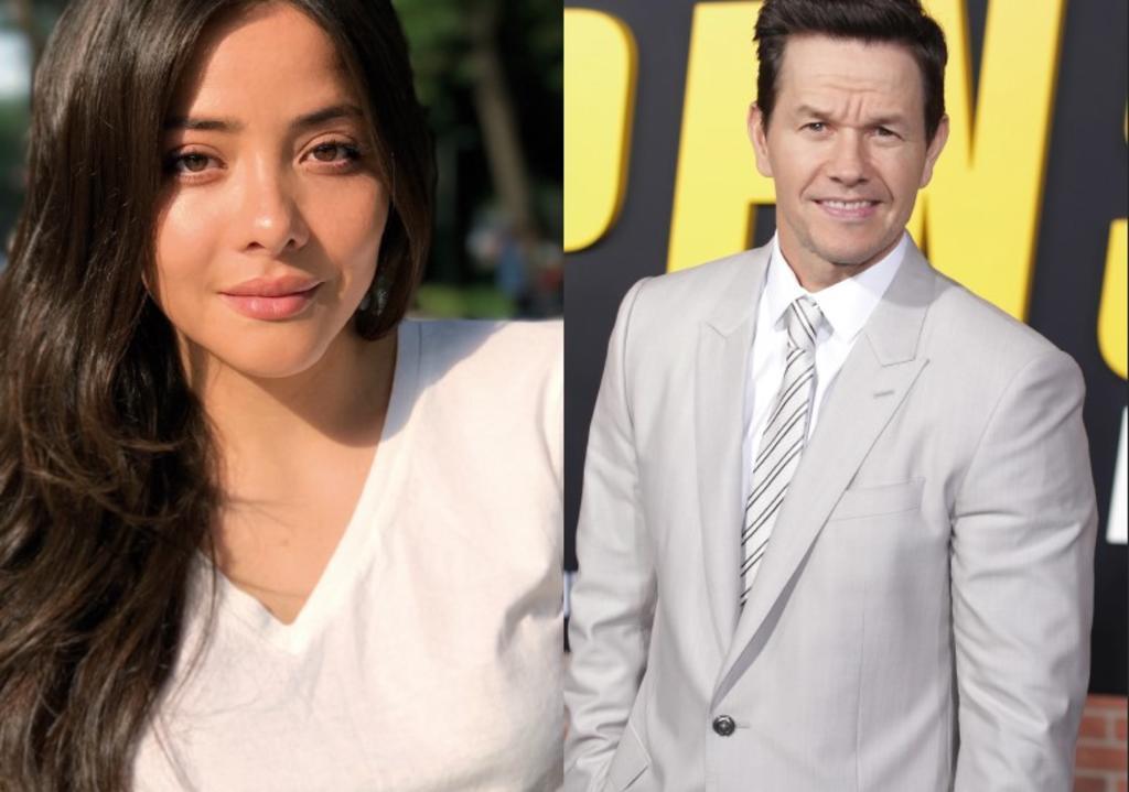 Teresa Ruiz compartirá pantalla grande con Mark Wahlberg
