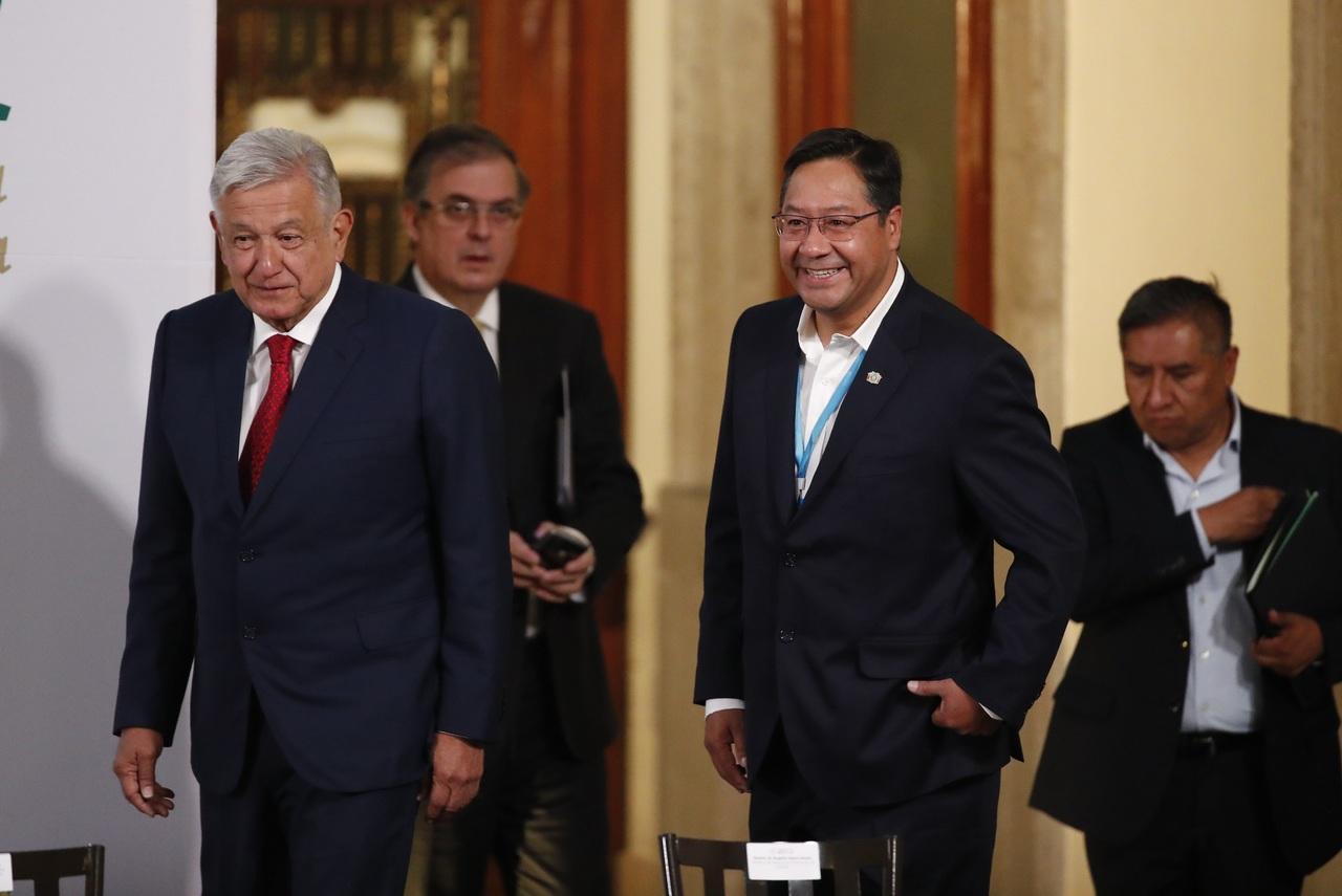 México y Bolivia retoman vínculos