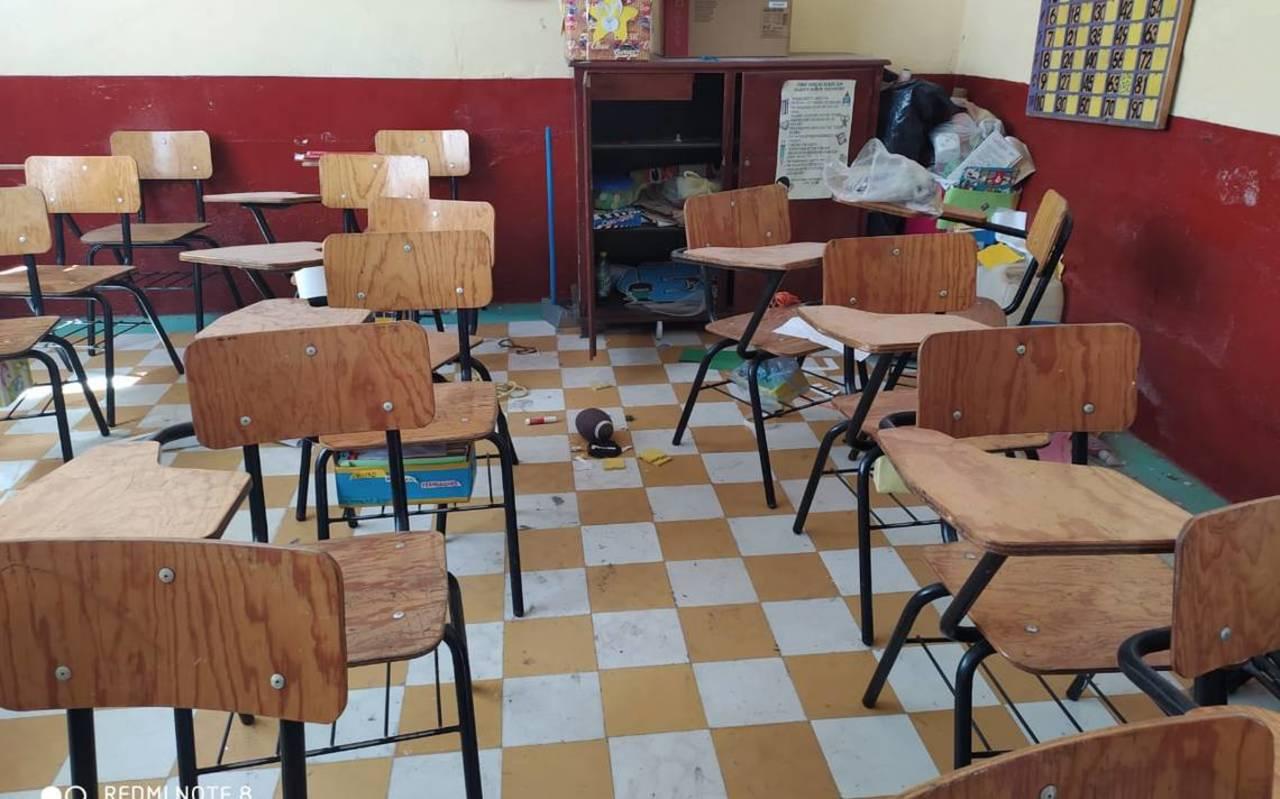 Robo a escuelas no es foco rojo, pero crecen denuncias un 60%
