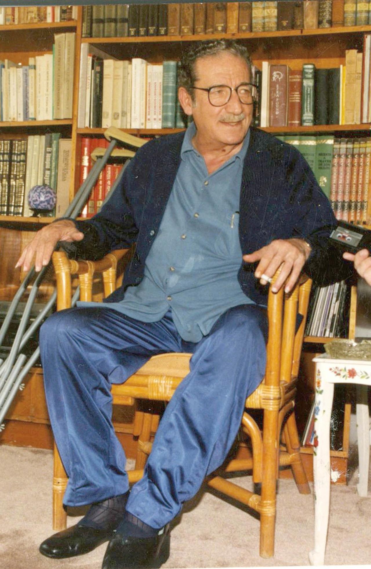 Recordarán a Jaime Sabines en el 95 aniversario de su natalicio