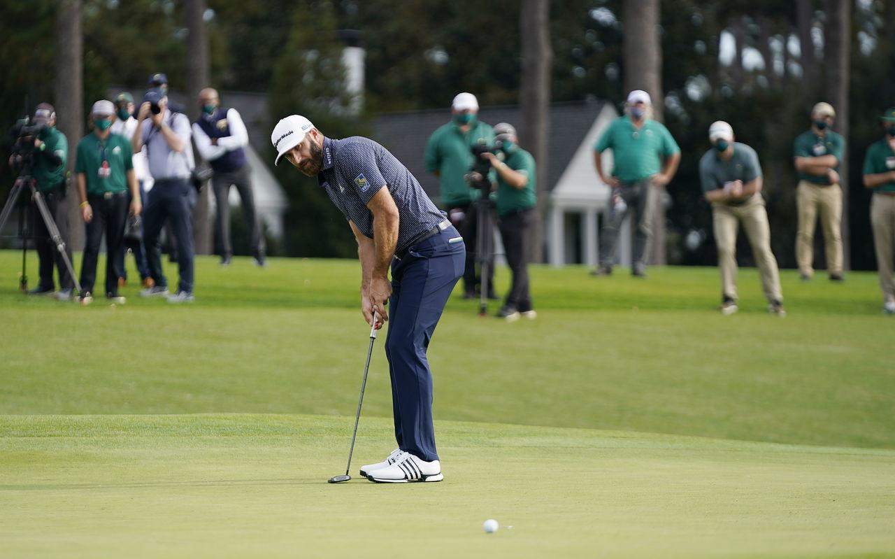 Masters de Augusta no exigirá prueba negativa