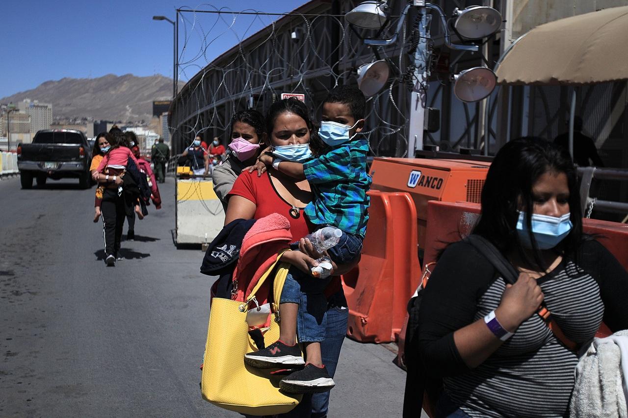 Critica Biden a México por asunto migratorio