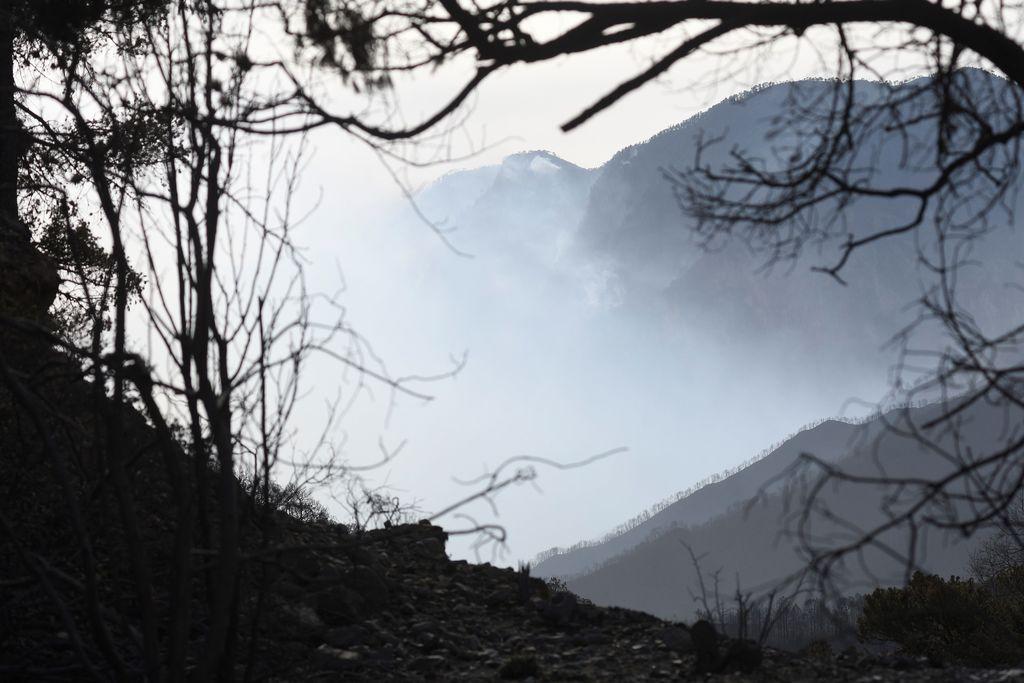 Reportan 75 incendios activos en el país