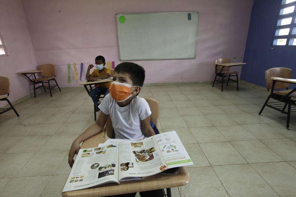 Lidera AL número de menores sin clases