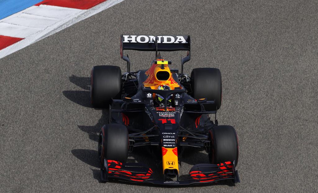Así le fue a 'Checo' Pérez en entrenamientos previos a la clasificación del Gran Premio de Bahrein