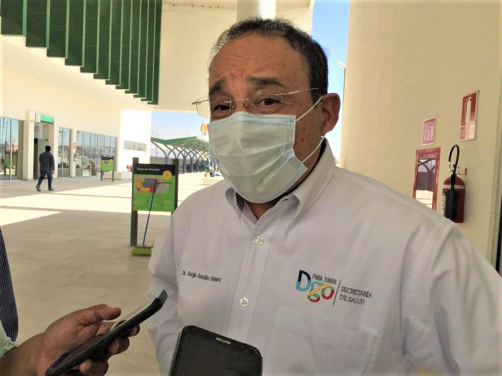 Supervisa secretario de Salud en Durango instalaciones del HG de Gómez Palacio previo a visita de AMLO