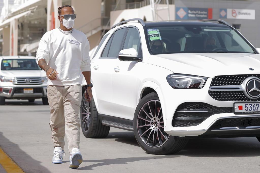 Lewis Hamilton ya esperaba que Red Bull fuera 'así o más rápido'