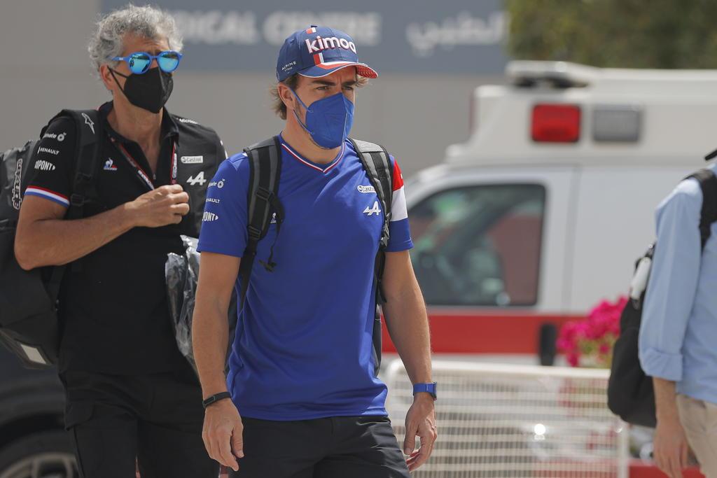 Me encontré bien, sentí el espíritu de la competición: Fernando Alonso