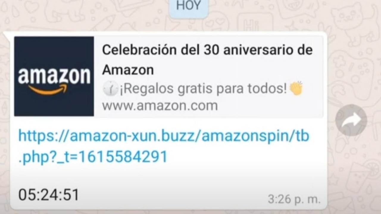 Alertan en Durango por mensaje malicioso que circula en Whatsapp