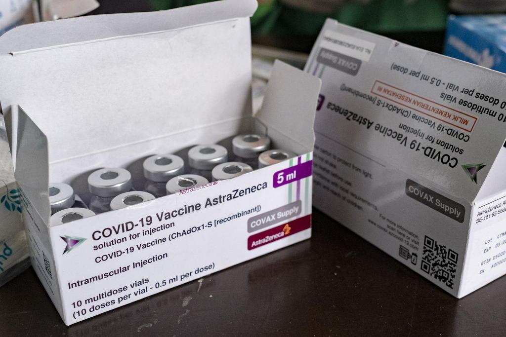 Próxima semana, llegada de segundo lote de vacunas de EUA: Ebrard