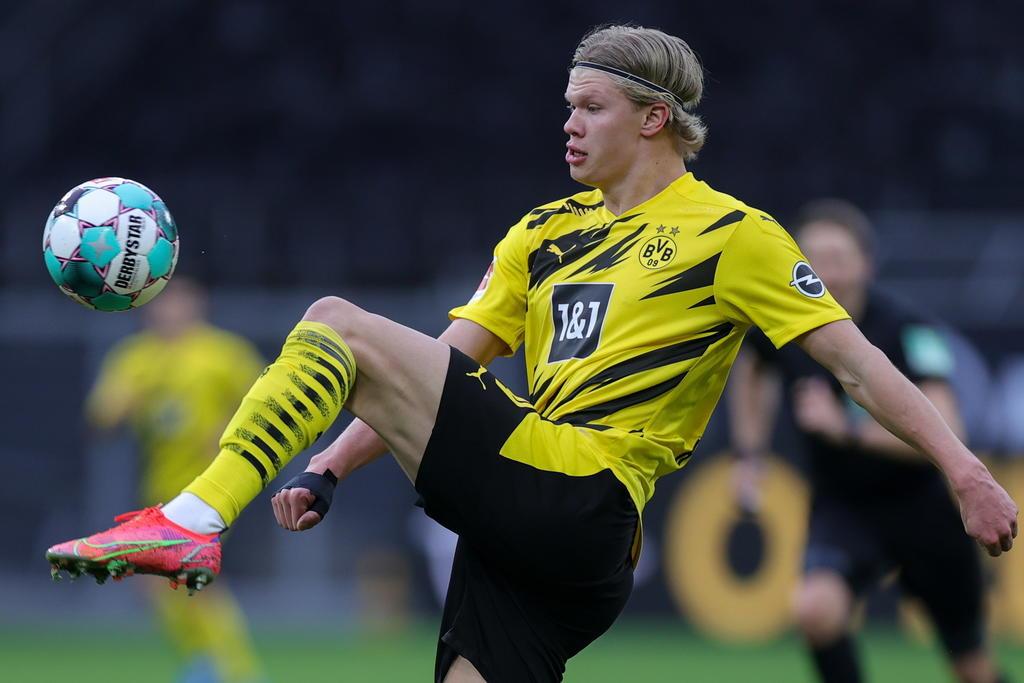 ¿Cuánto pide Borussia Dortmund por la salida de Erling Haaland?