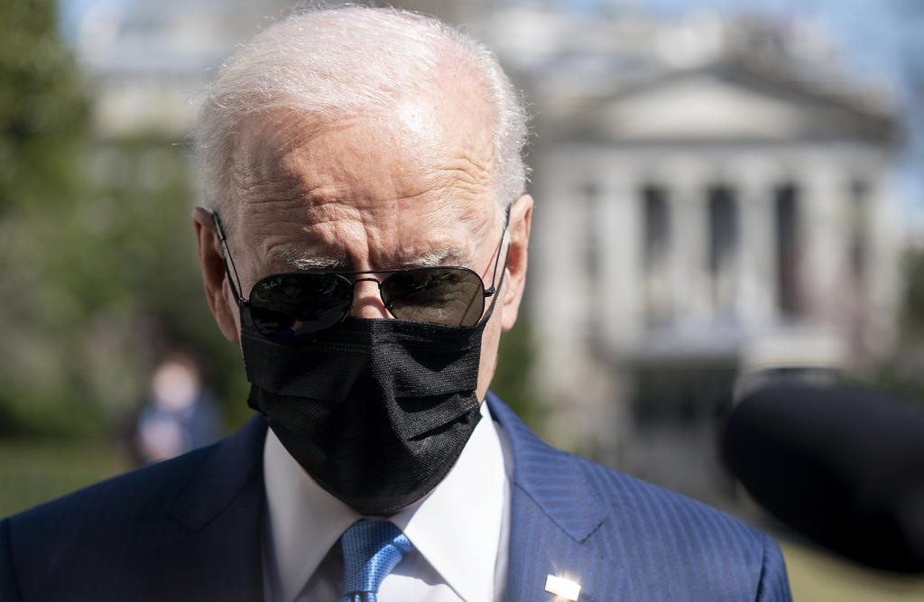 Invita Biden a Rusia y China a cumbre climática