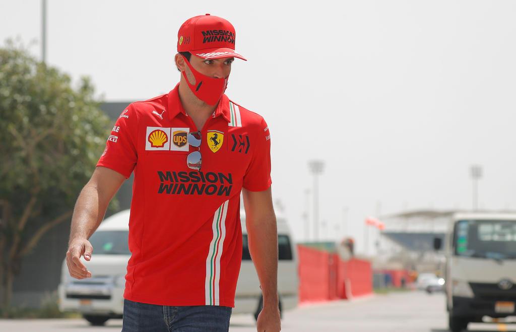 Carlos Sainz pide 'paciencia' en su adaptación con Ferreri