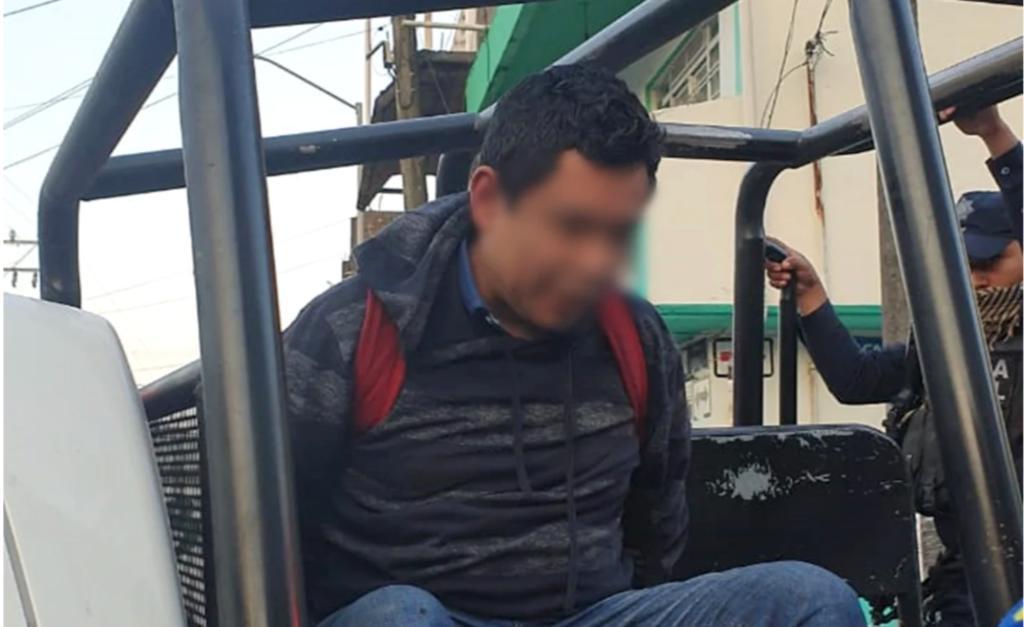 Intentan linchar a presunto secuestrador en Veracruz