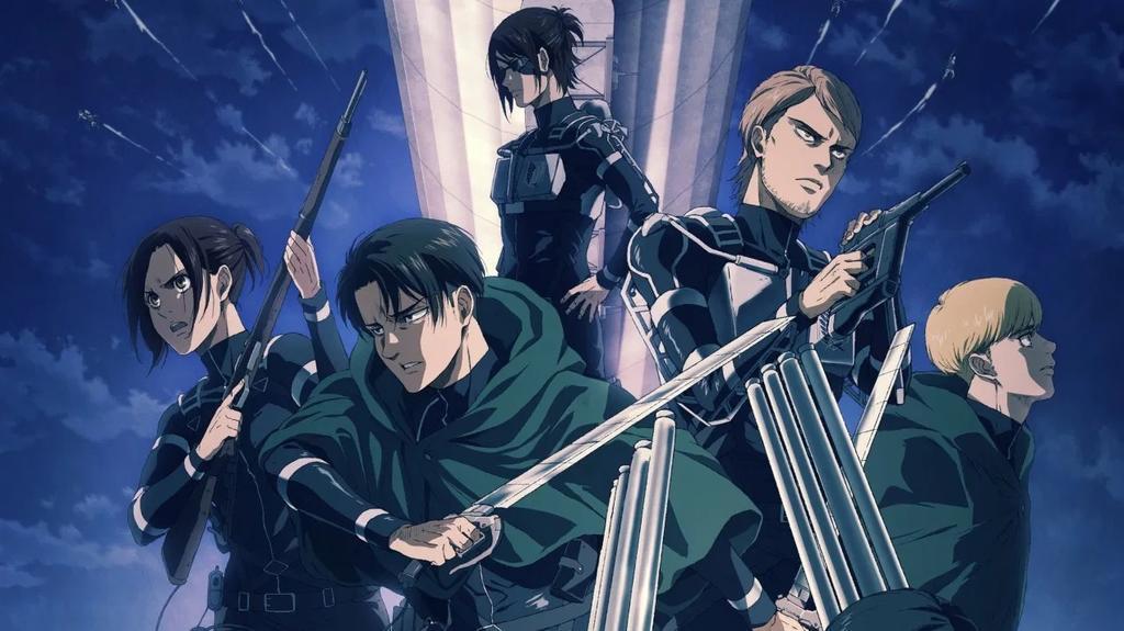 ¿Cuándo y dónde ver el último capítulo de Shingeki No Kyojin?