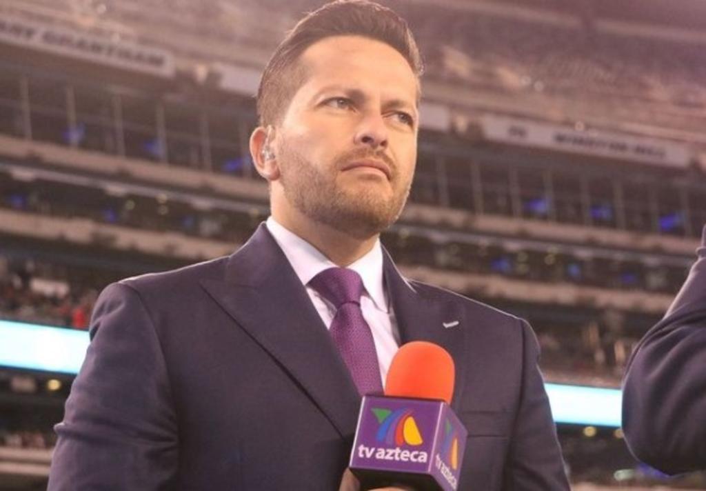 'Warrior' deja los micrófonos de Azteca Deportes