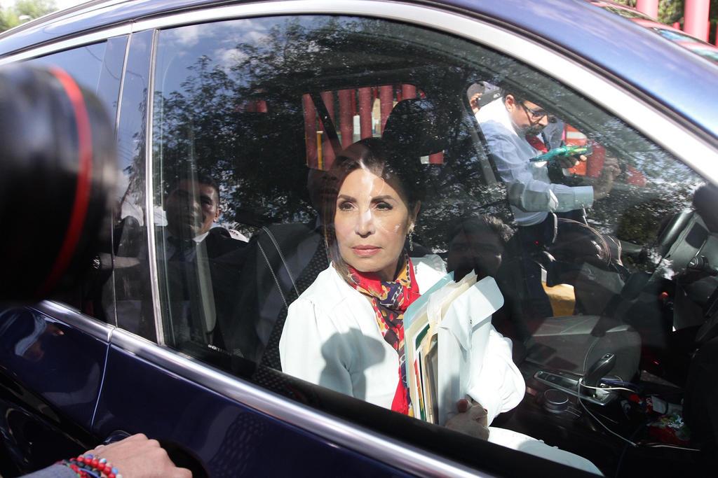 Rosario Robles se declara inocente en audiencia por caso 'Estafa Maestra'