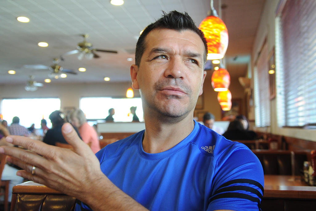Jared Borgetti recuerda su primer 'póker' con Santos Laguna