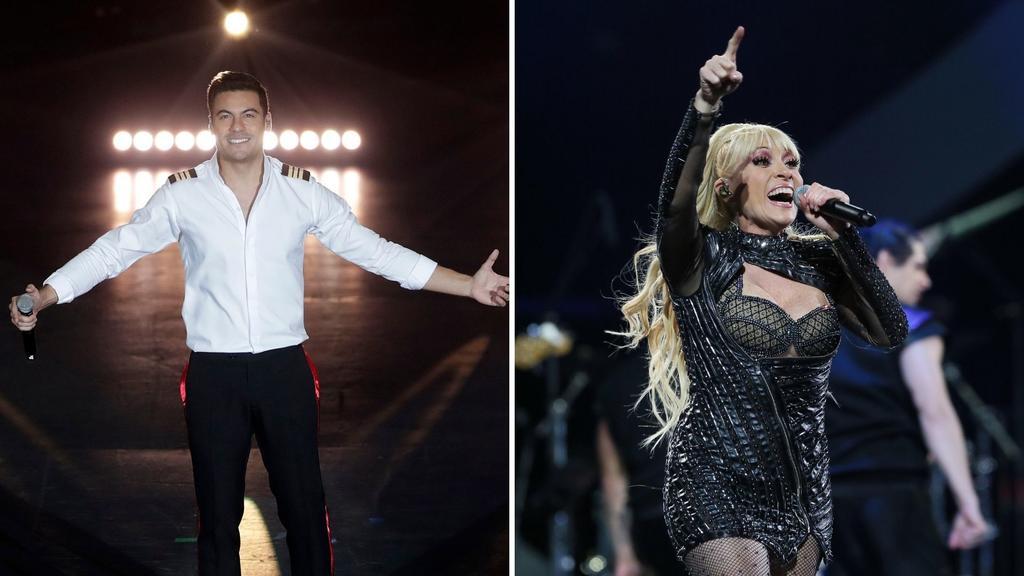 Carlos Rivera y Yuri estarían juntos en el teatro