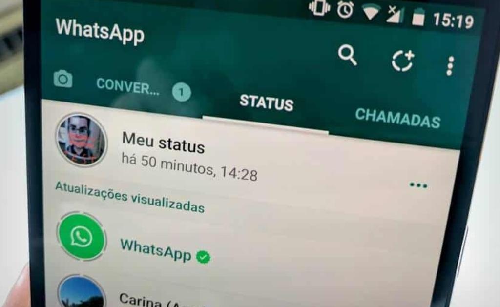 Así puedes descargar los estados de WhatsApp de tus contactos