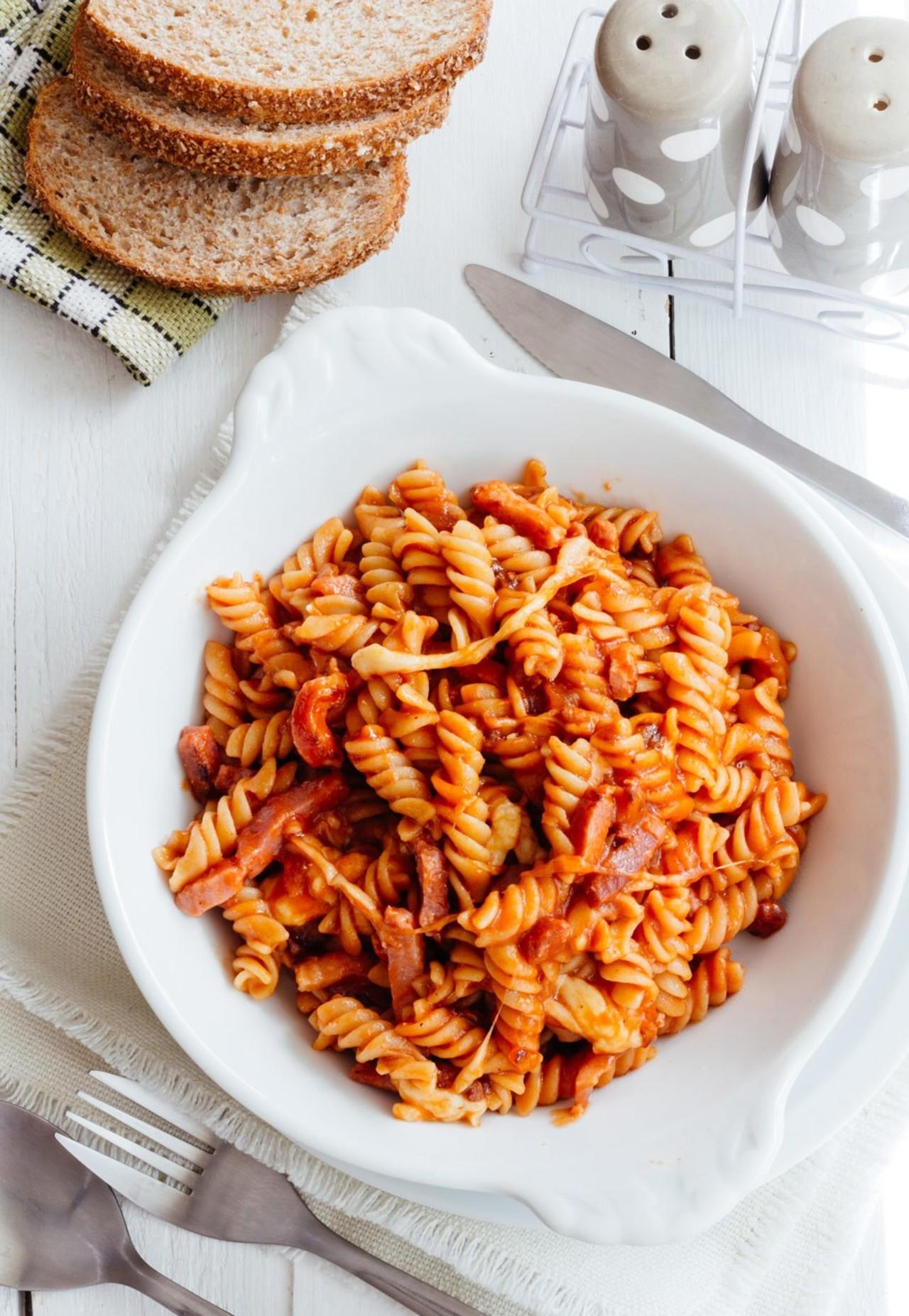 10 motivos para comer pasta