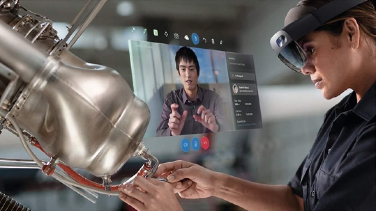 Pagará el Pentágono 22 mmdd a Microsoft por su realidad aumentada