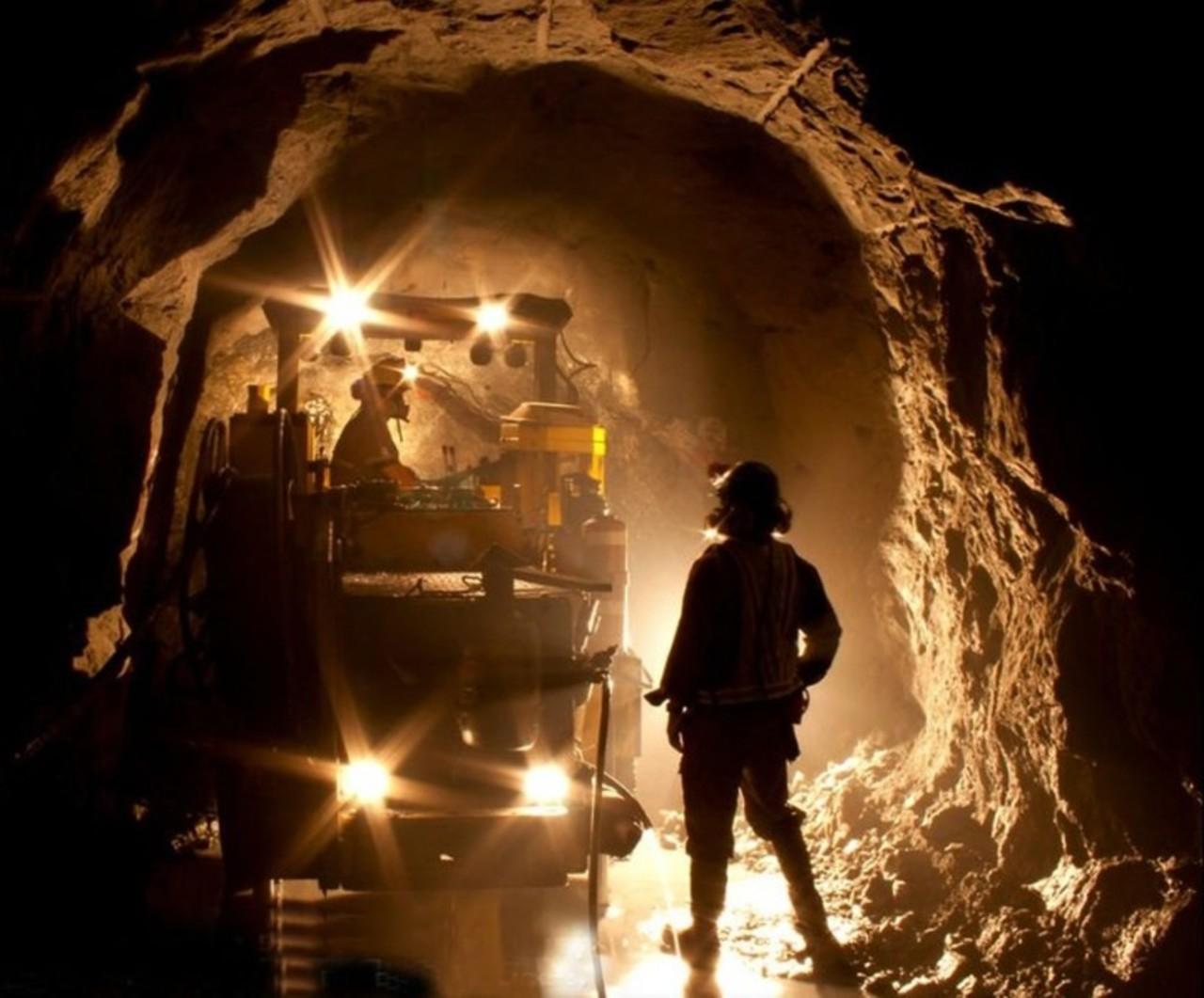 Extracción de oro  inicia bien el 2021