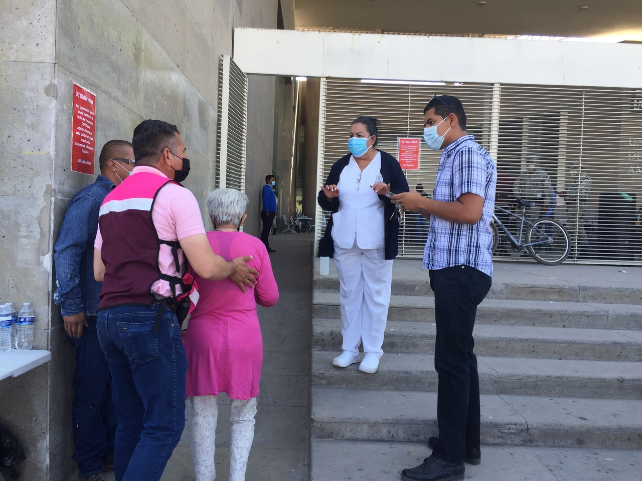 Vacunación contra Covid-19 avanza lento en Durango