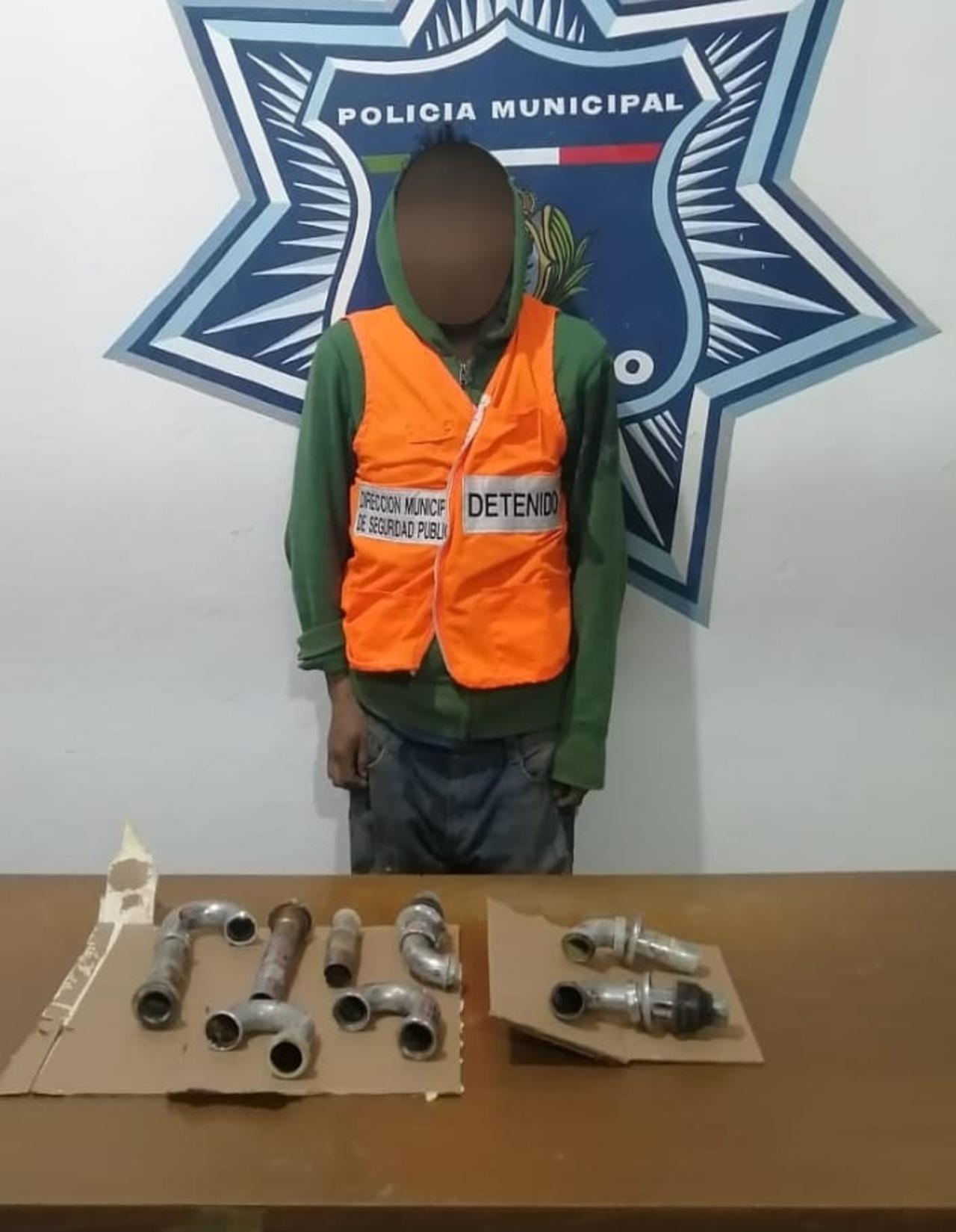 Siguen los robos; hubo 2 detenidos