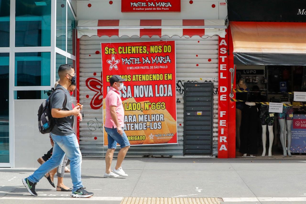 Brasil supera los 13 millones de contagios