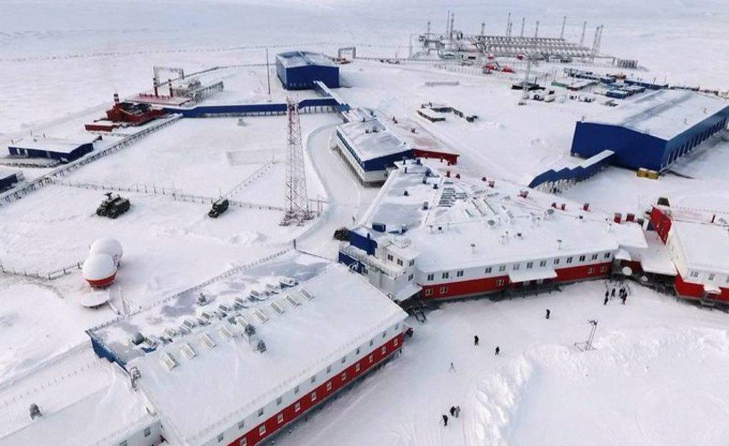 Presionan por presencia militar en el Ártico ruso