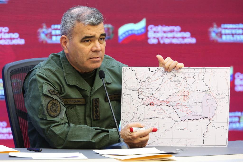 Mueren 8 militares en frontera venezolana