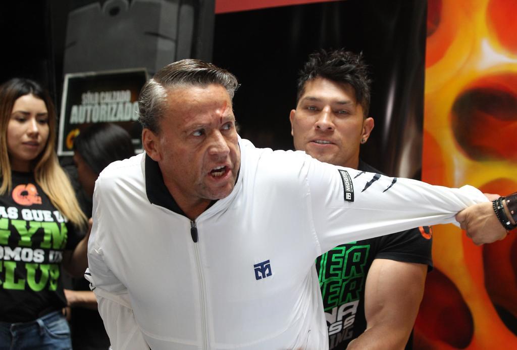 Alfredo Adame culpa a Carlos Trejo por filtración