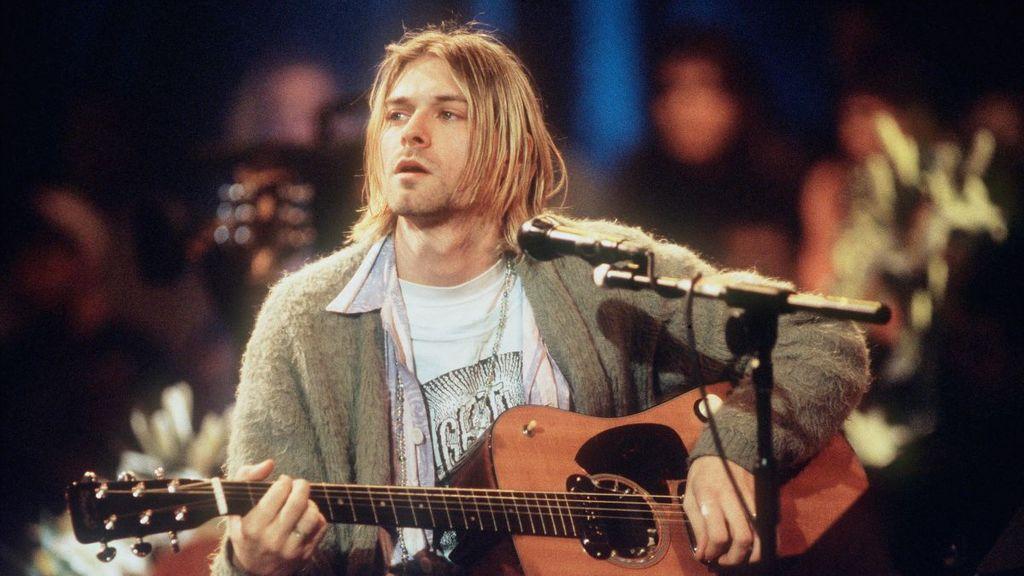 Son 27 años del deceso de Kurt Cobain