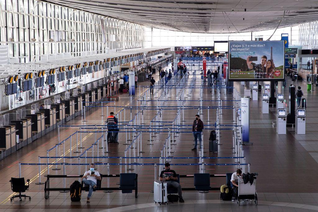 Actuales cuarentenas en Chile son menos efectivas