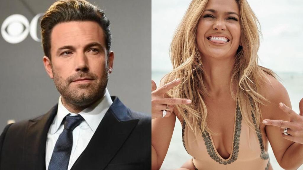 Ben Affleck le dedica halagos a su ex Jennifer Lopez