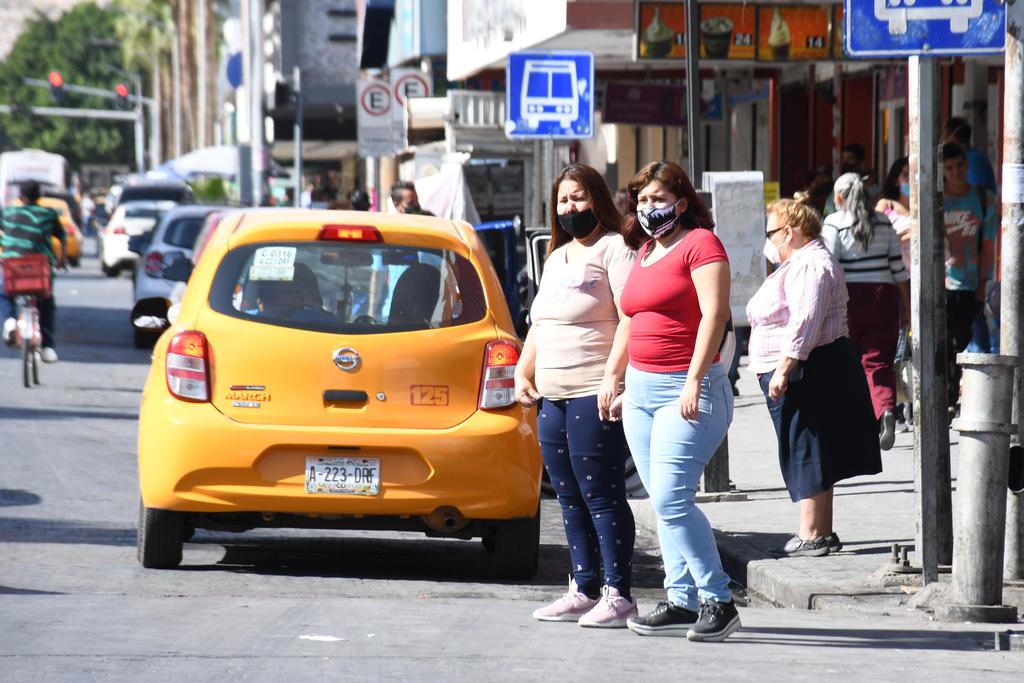 Aumenta movilidad en Durango y Coahuila