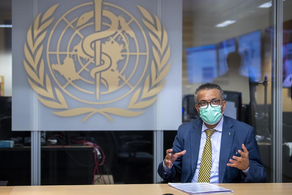 Presenta OMS propuestas para un mundo post-COVID 'más justo y sano'