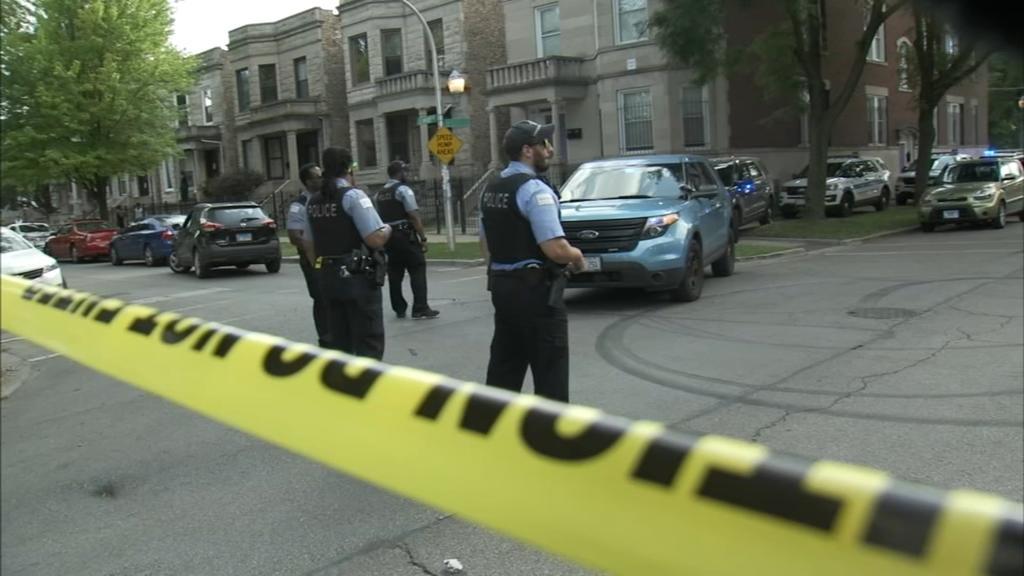 Reportan siete heridos en otro tiroteo en Chicago