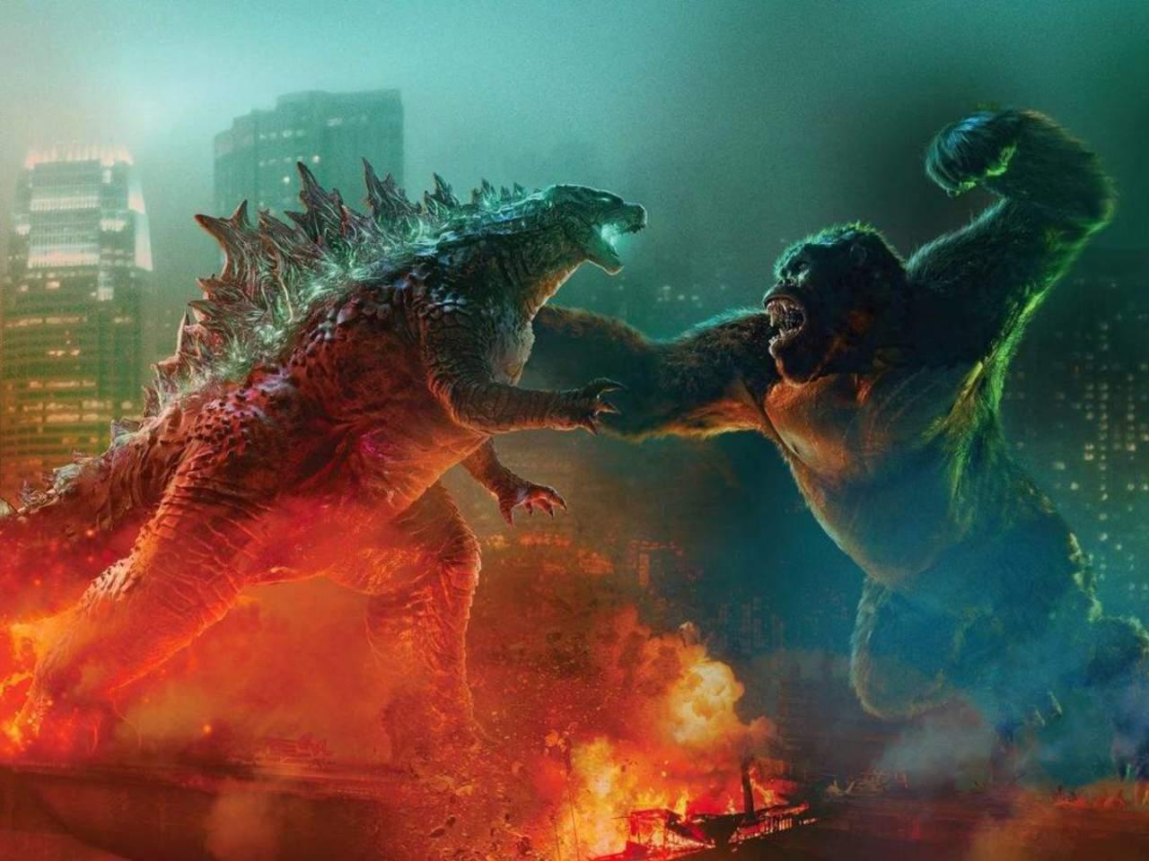 'Godzilla vs. Kong' resucita el cine