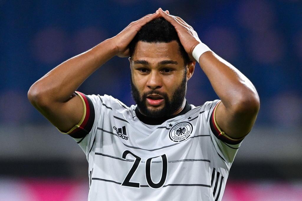 Serge Gnabry es baja en el Bayern tras dar positivo a COVID