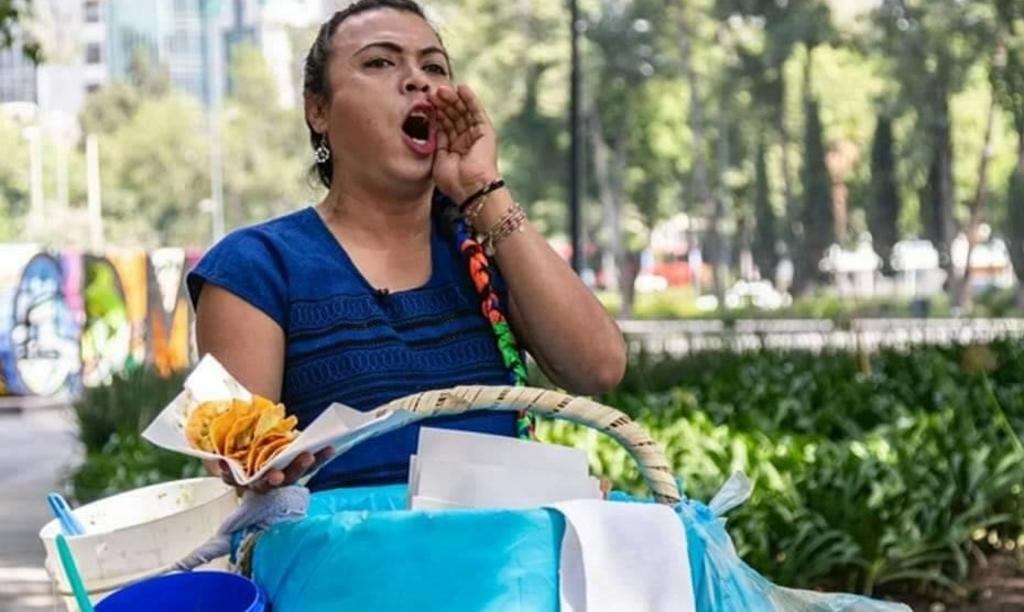 'Lady Tacos de Canasta' busca convertirse en diputada en CDMX